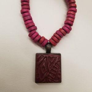 Jewelry - Beaded charm bracelet